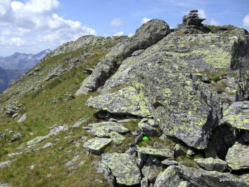 Gipfelbereich
