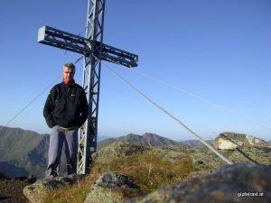 Schoberspitze (2423m) und andere Gipfel