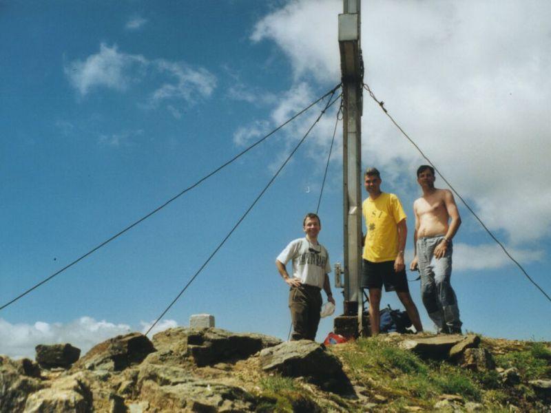 Gipfelfoto Hochwildstelle