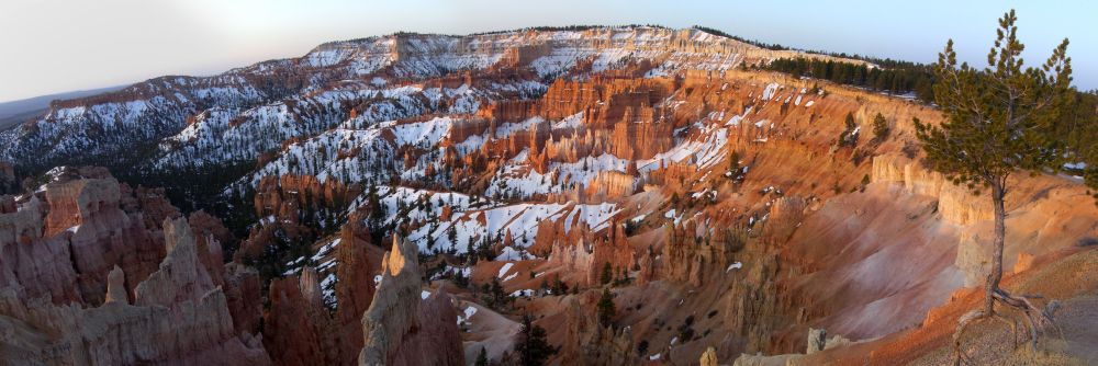 Bryce Canyon bei Sonnenaufgang