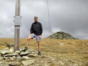 Am Gipfel des Hohen Ringkogels