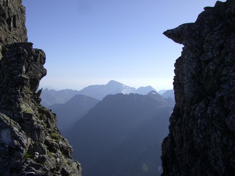 Blick zu Greifenberg und Hochwildstelle