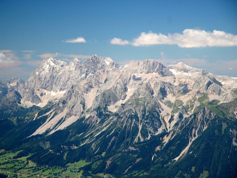 Dachstein im Nordwesten