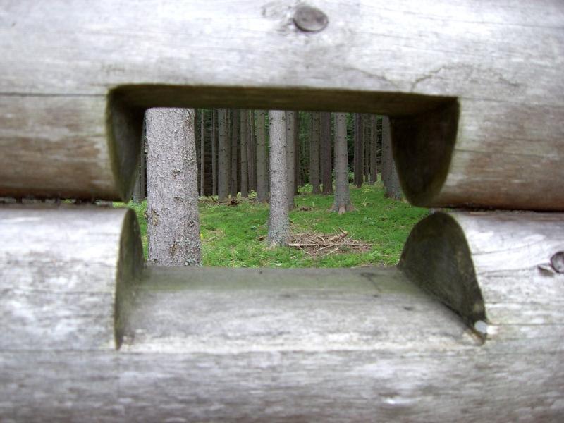 ... die den Blick in die Landschaft verstellen