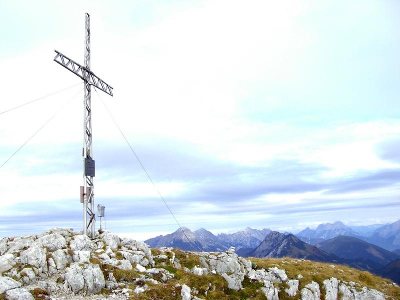 ...den Gipfel des Nazogl.