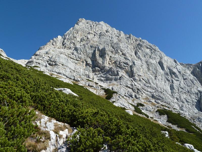 Xeis Klettersteig : Großer buchstein serpentinen im xeis u gipfelrast at