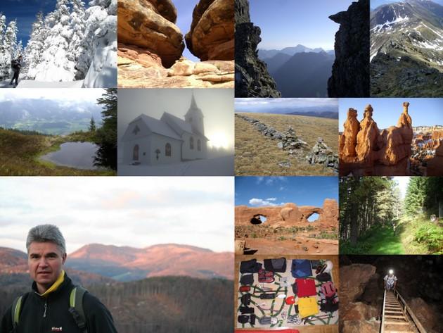Impressionen eines Bergjahrs