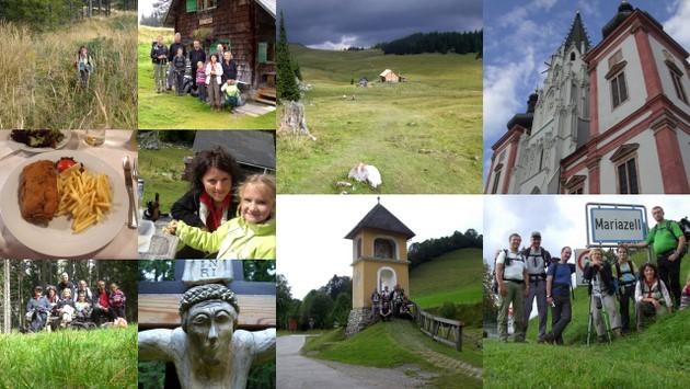 10.-11. September: Vom Mürztal nach Mariazell