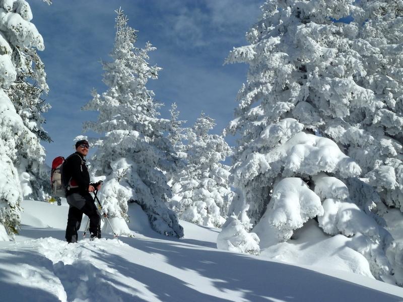 Rutschger & der Winterkitsch