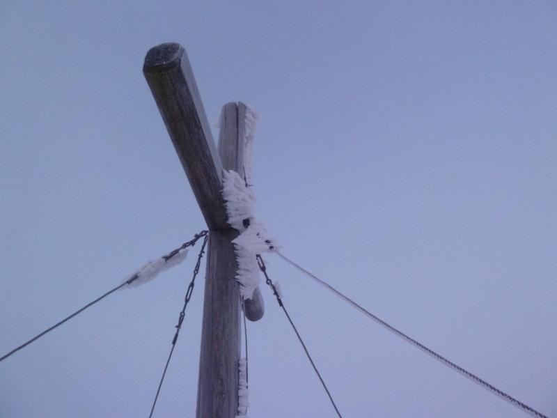 Hoffnungsschimmer: Kurz zeigt sich blauer Himmel
