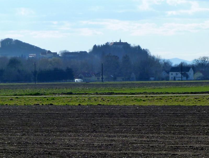 (Ober)Radkersburg sehen wir nur aus der Ferne