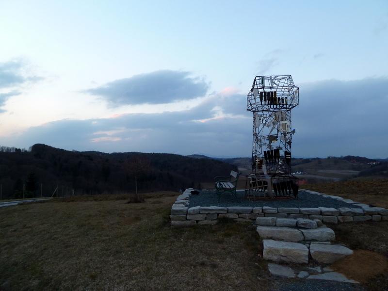 Gipfelkreuz am Rattenberg