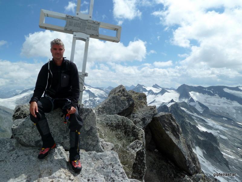 2 aus 7 auf der Schlieferspitze (3290m)