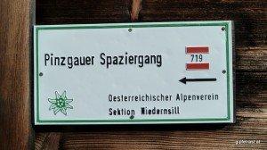 Der Pinzgauer Spaziergang