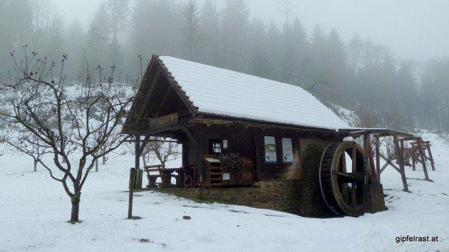 Die Spitzmühle