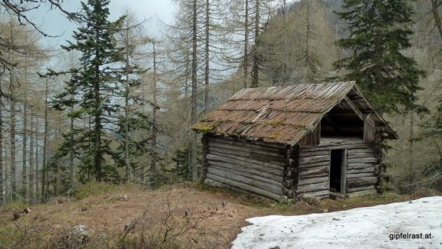 Alte Jagdhütte