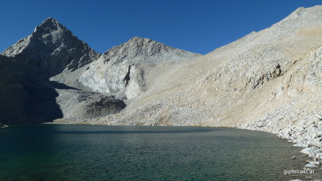 Lake below Forester Pass