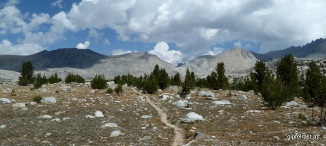 JMT Day 14: Mather Pass – Epic!