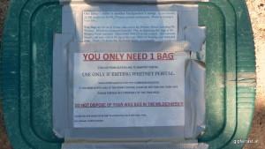Wag bag box