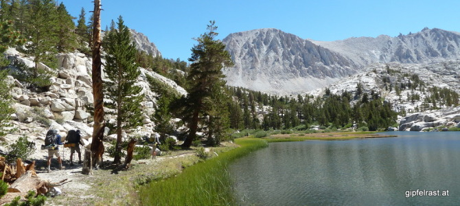 JMT Day 18: Almost there…