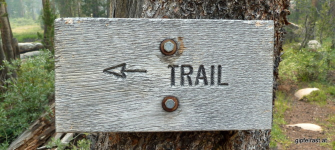 John Muir Trail '13: I did it!