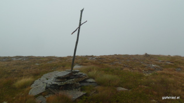 Am Gipfel der Würflinghöhe