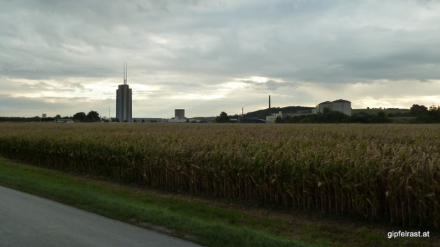 Skyline von Siegendorf