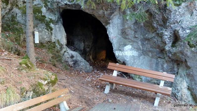 Die Bärenhöhle