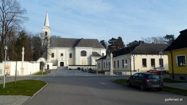 Kirche von Halbturn