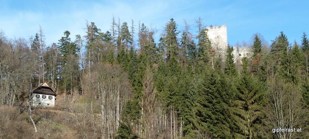 Tipp: Hoch über'm Übelbachtal