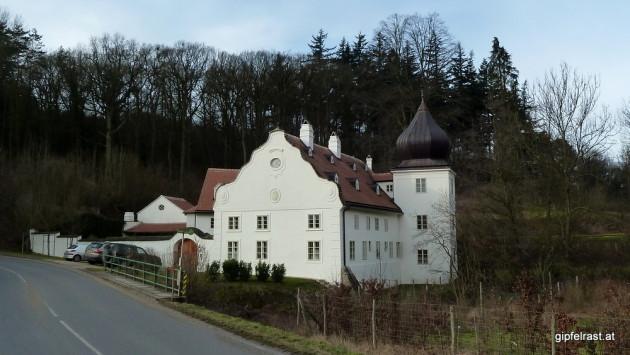 Die Luisenmühle im Kreuttal