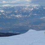 Skispaziergang auf die Saualm