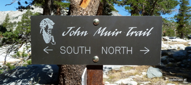 John Muir Trail '13: The Movie!
