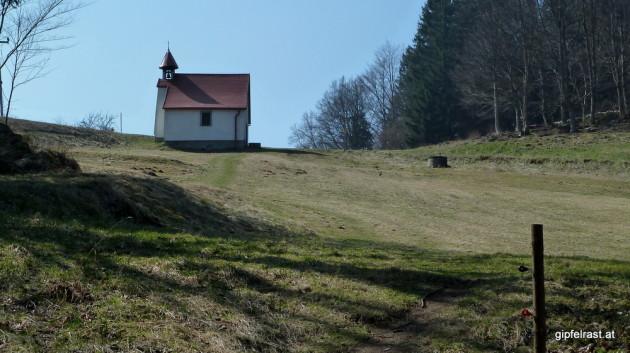 Die Kapelle von Maißen
