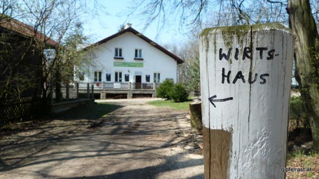 Wirtshaus bei der Jägerwiese