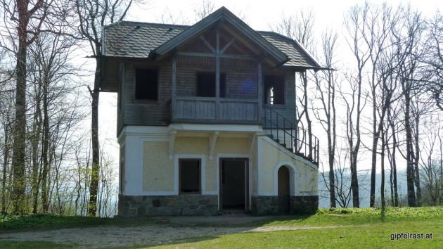 Naturwachthütte am Hameau