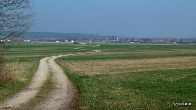 Feldweggeschlängel nach Dietmanns