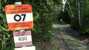 Nummern, die uns durchs Waldviertel (beg)leiten