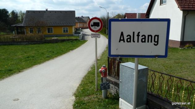 Ortschaften gibt's...