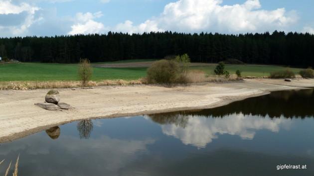 Teich bei Kleinpertholz