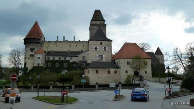 Die Burg in Heidenreichstein