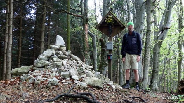 Am Kruckenbrettl (1020m)