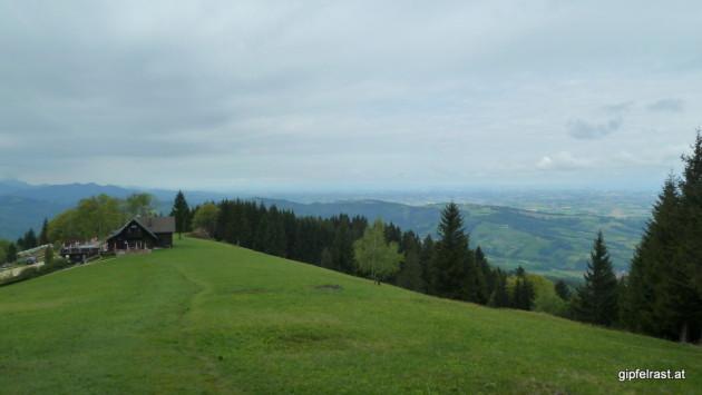 Bei der Grünburger Hütte