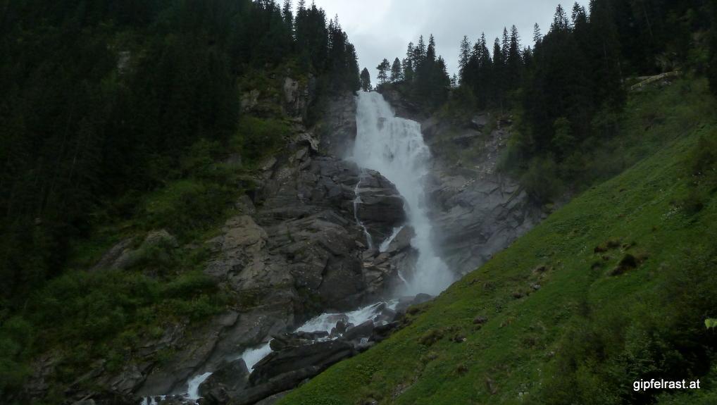 Der dritte Wasserfall