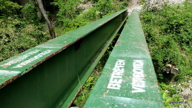 Es war einmal eine Brücke