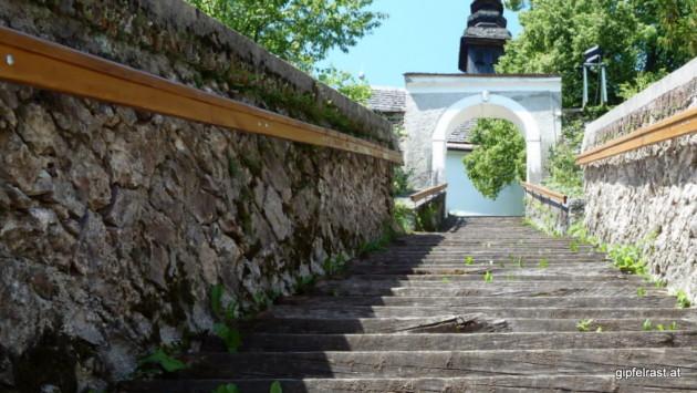 Der Ausblick von Sveti Duh will verdient sein