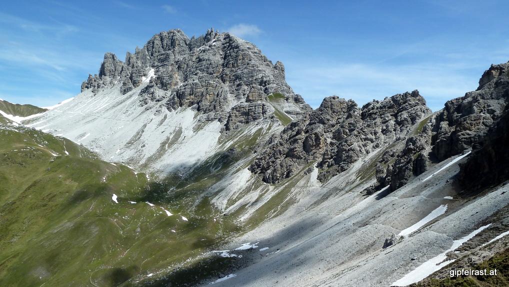 Die Schlicker Seespitze