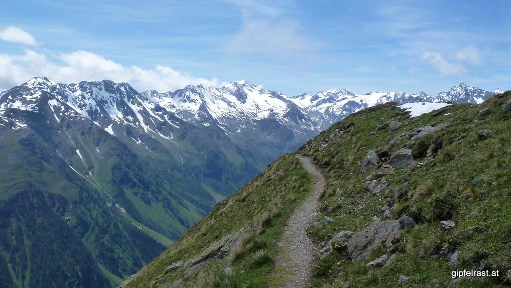 Am Franz-Senn-Weg