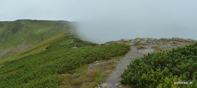 Salzsteigweg 09: Durch die Wölzer Tauern