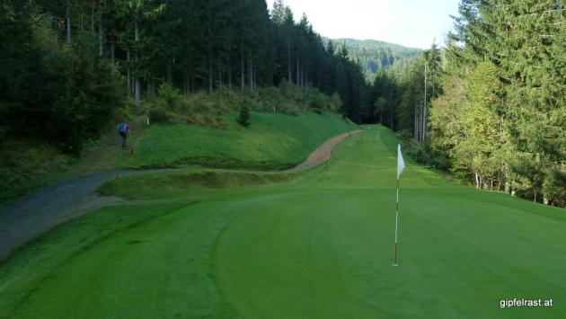 Weitwandern Sie noch oder spielen Sie schon Golf?